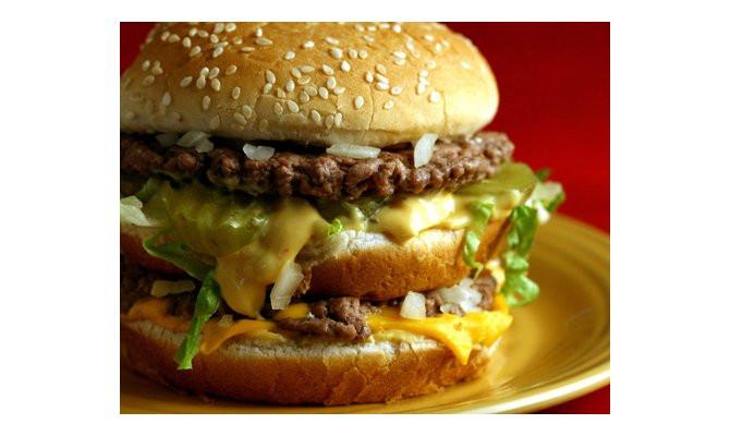 Mcdonald'S Dinner Box  McDonald s Big Mac