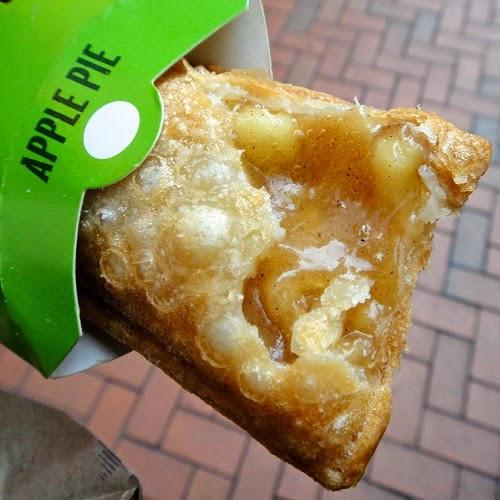 Mcdonalds Apple Pie Ingredients  Restaurant Burgers McDonald s Big Mac and Secret Sauce Recipe