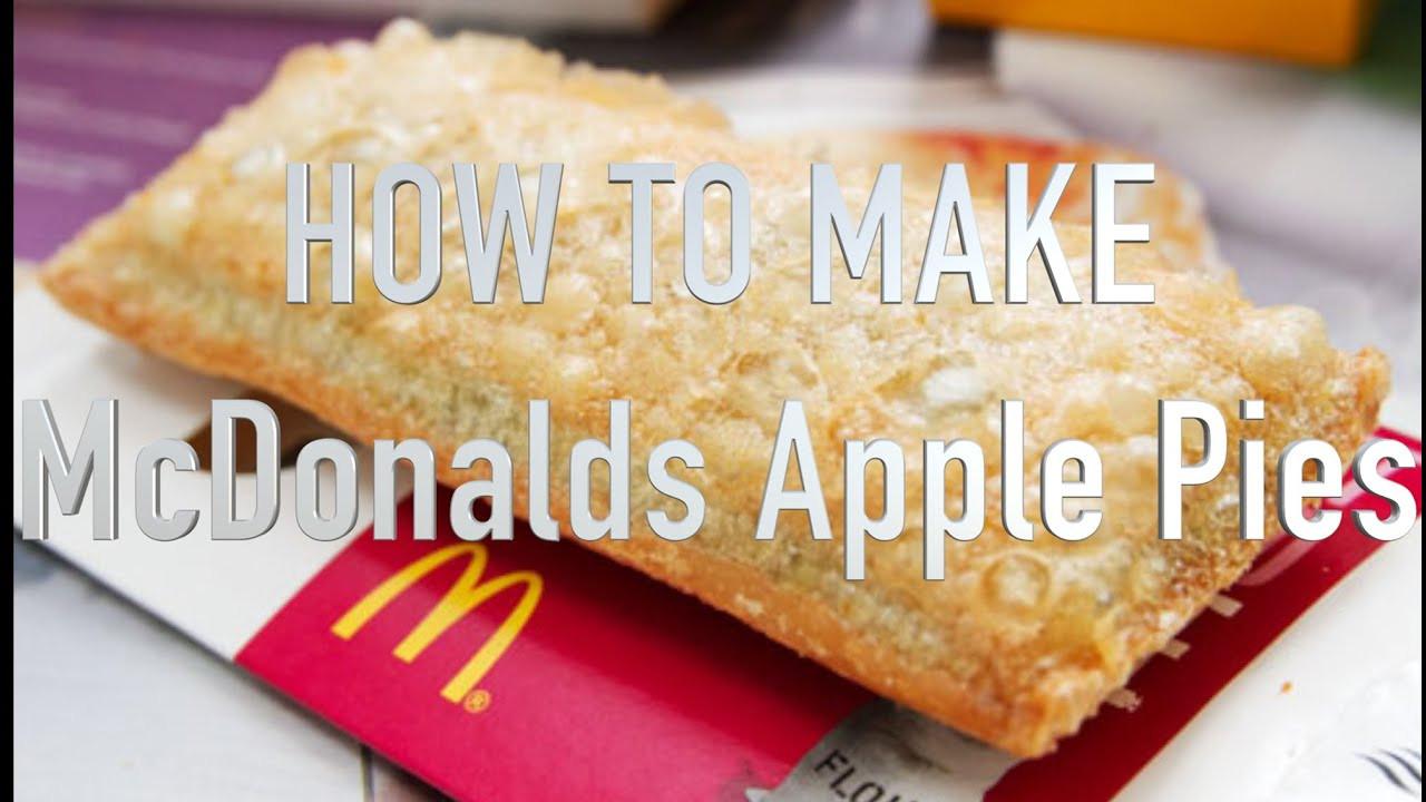 Mcdonalds Apple Pie Ingredients  mcdonalds apple pie sugar