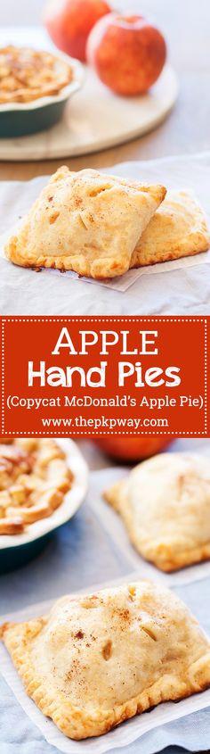 Mcdonalds Apple Pie Ingredients  Best Mcdonalds Apple Pies Recipe on Pinterest