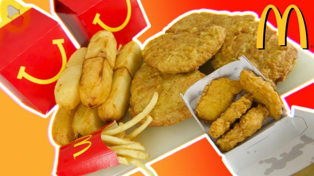 Mcdonalds Chicken Tenders Nutrition  calories in happy meal nug s