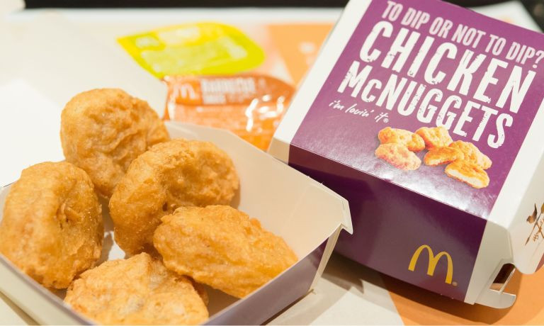 Mcdonalds Chicken Tenders Nutrition  Chicken Nug Syndrome is the Rise