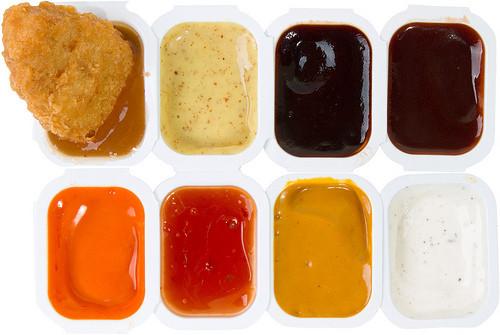 Mcdonalds Dipping Sauces  New McNug Sauces from McDonald s