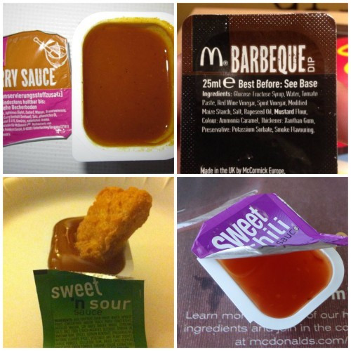 Mcdonalds Dipping Sauces  Poll Which McDonald s Sauce Is The Best Sauce · The