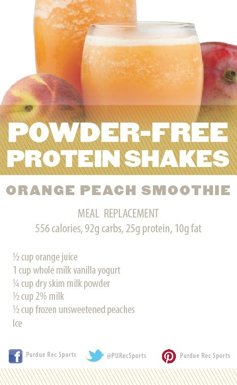 Meal Replacement Smoothie Recipes  1000 images about Meal Replacement Shake Recipes on Pinterest