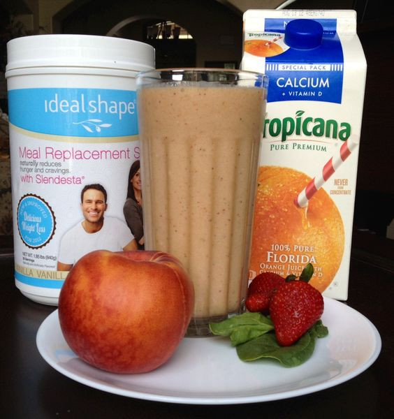 Meal Replacement Smoothies  Meal Replacement Smoothie Recipes & Weight Loss Shake