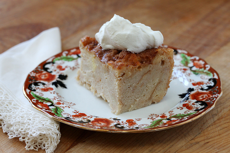 Meaning Of Dessert  Bread Pudding