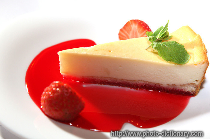 Meaning Of Dessert  berry dessert photo picture definition at