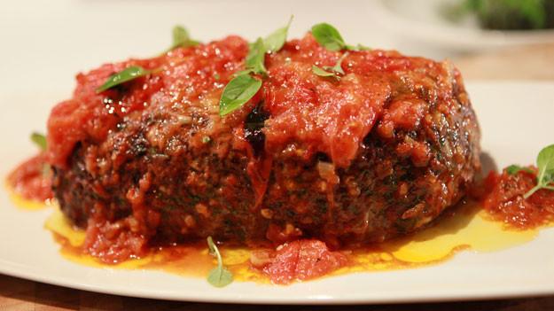 Meatloaf Sauce Recipe  meatloaf recipe tomato sauce