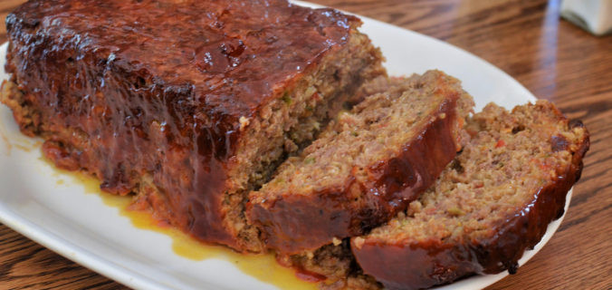Meatloaf Sauce Recipe  Meatloaf with BBQ Sauce Recipe NZ s Favourite Recipes