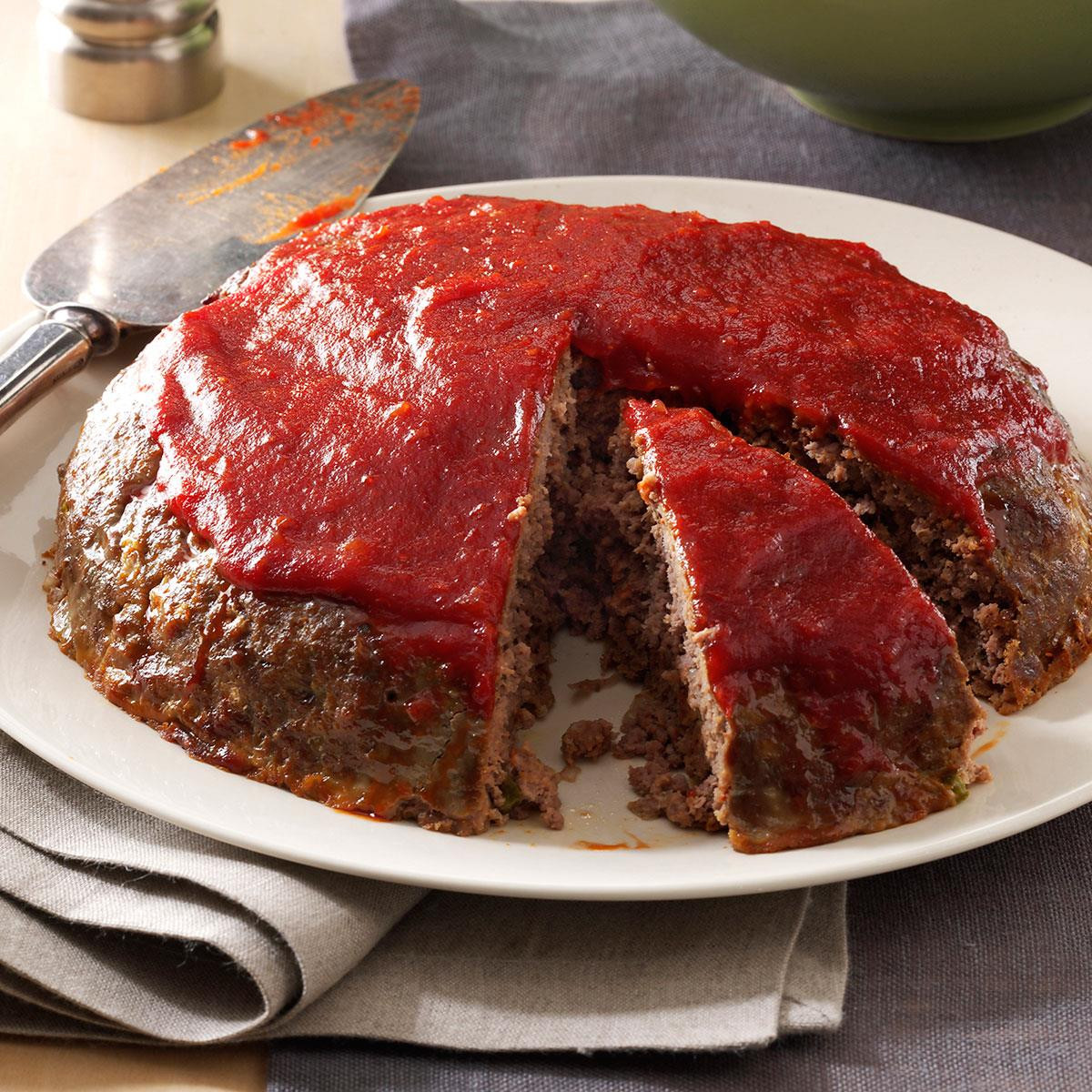 Meatloaf Sauce Recipe  Meat Loaf with Chili Sauce Recipe