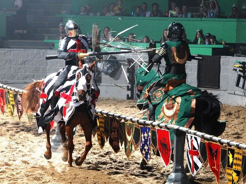 Medieval Times And Dinner  Top 10 Things To Do in Kissimmee Florida