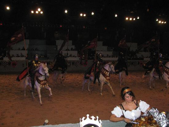 Medieval Times And Dinner  Me val Times Dinner & Tournament Dress Code