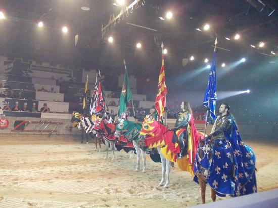 Medieval Times And Dinner  Me val Times Dinner & Tournament Kissimmee 2018 All