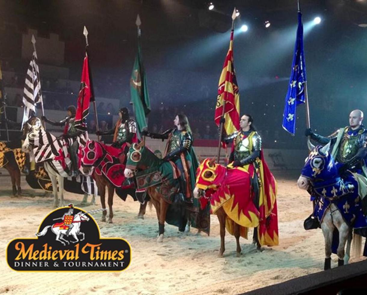 Medieval Times And Dinner  CHILD MEDIEVAL TIMES Dinner & Tournament Ticket No