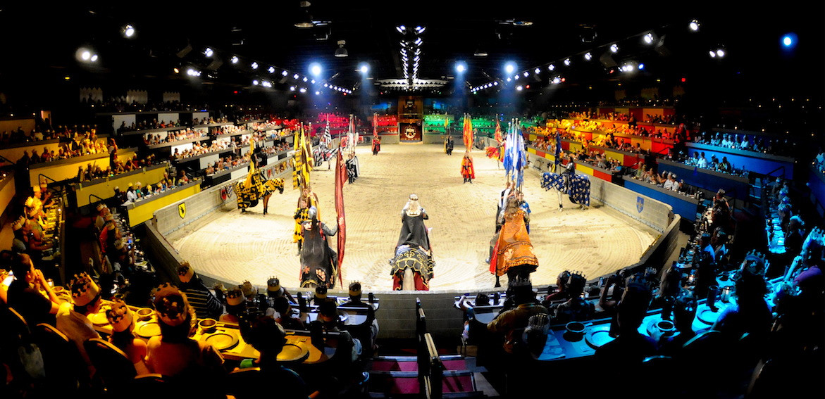 Medieval Times And Dinner  Me val Times