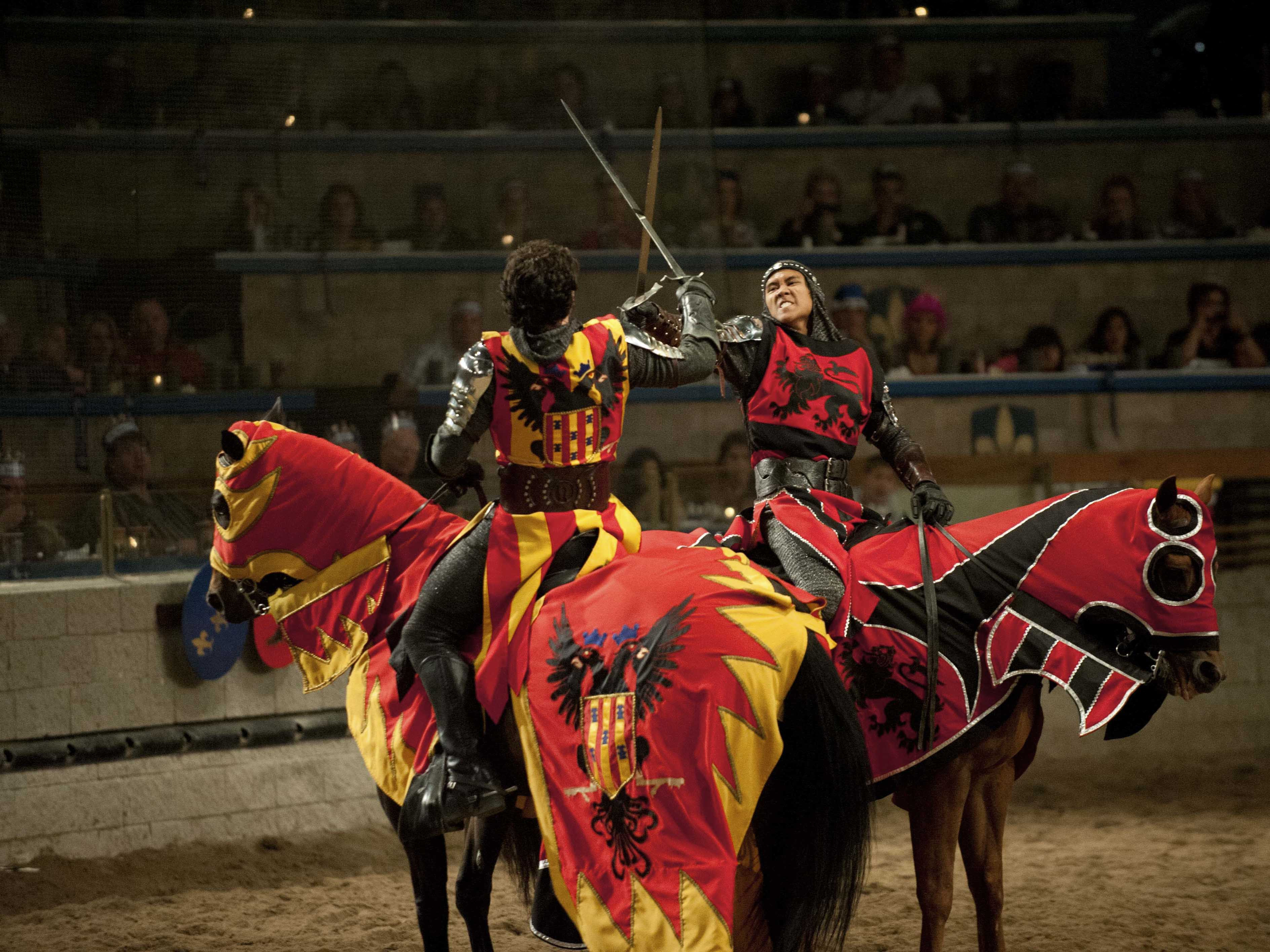 Medieval Times And Dinner  A Guide to Dinner Shows in Orlando