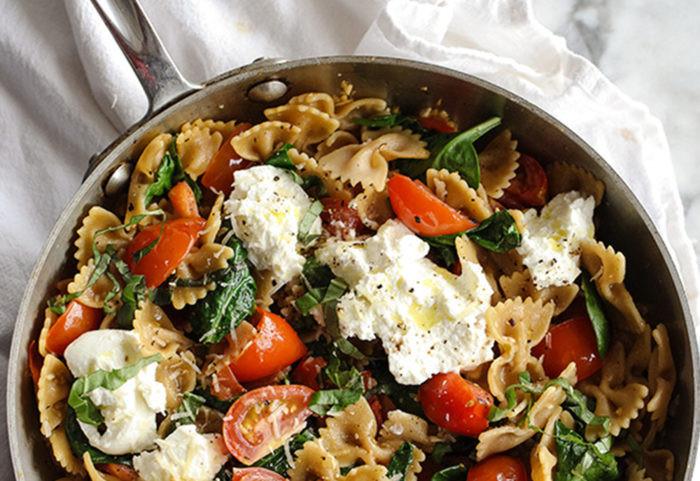 Mediterranean Dinner Recipe  Key Ingre nts and Benefits of the Mediterranean Diet