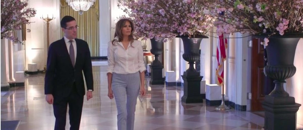 Melania Trump State Dinner  Melania Shows What It Takes To Put A State Dinner