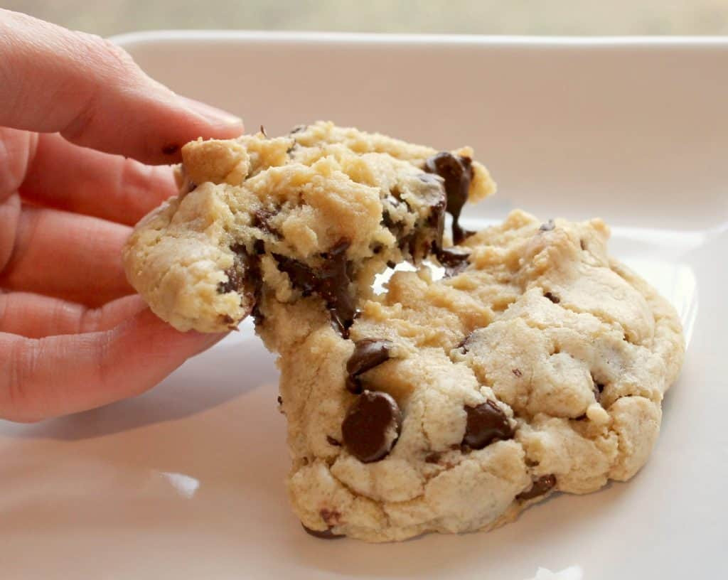 Melted Butter Chocolate Chip Cookies  How to Make Perfectly Chewy Chocolate Chip Cookies
