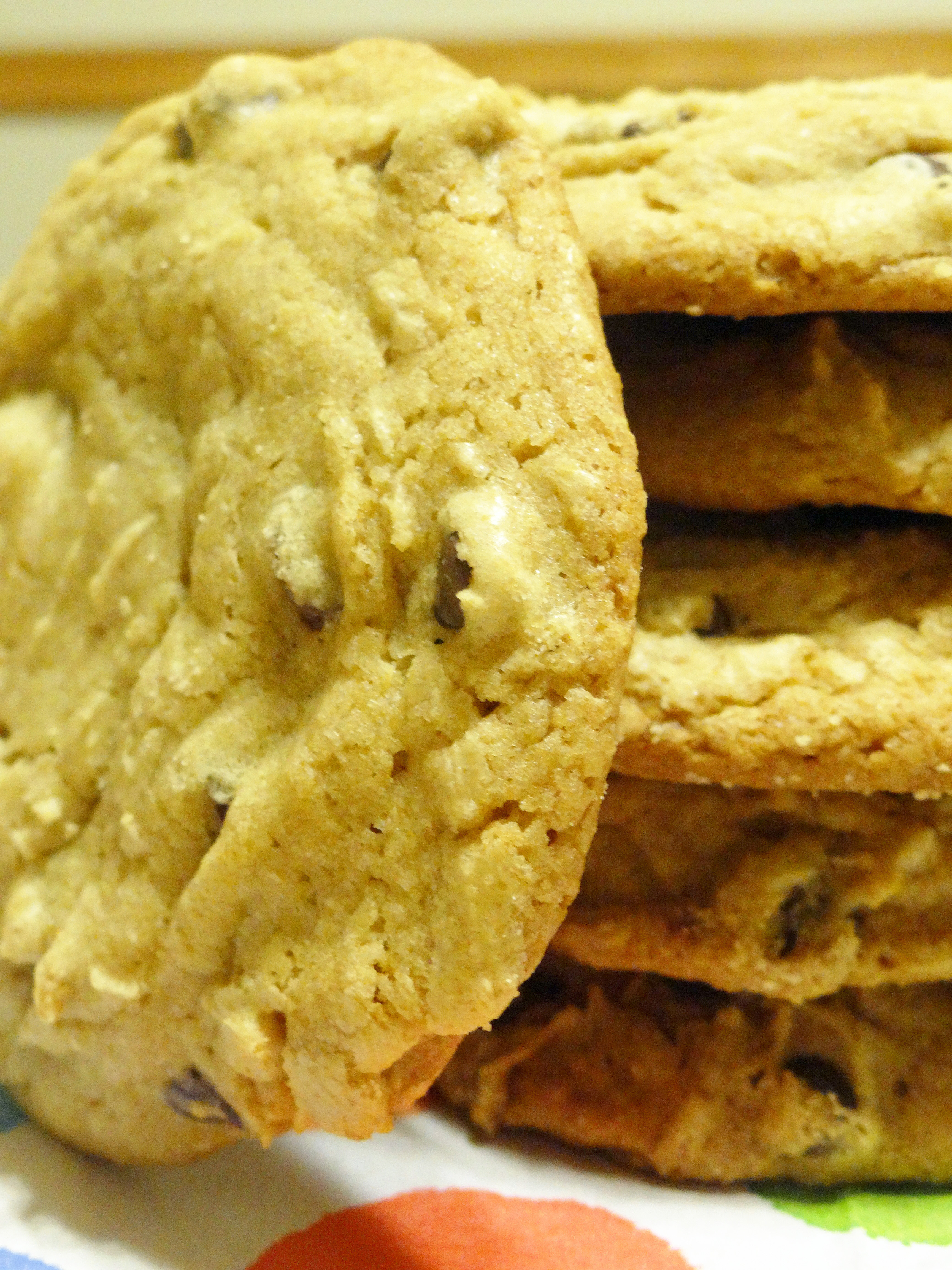Melted Butter Chocolate Chip Cookies  Chewy Chocolate Chip Cookies With Melted Butter