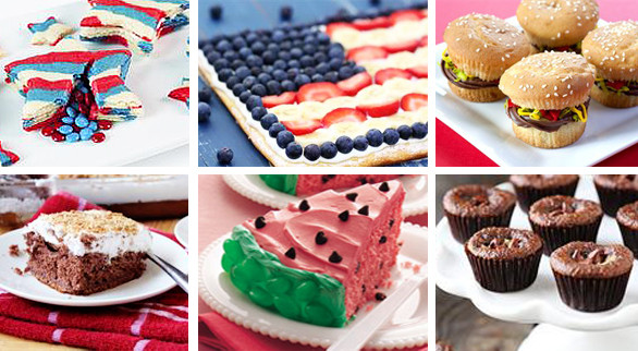 Memorial Day Dessert Recipe  10 Memorial Day Desserts