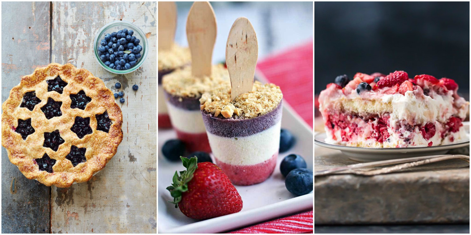 Memorial Day Dessert Recipe  20 Memorial Day Desserts Treats for a Memorial Day Party