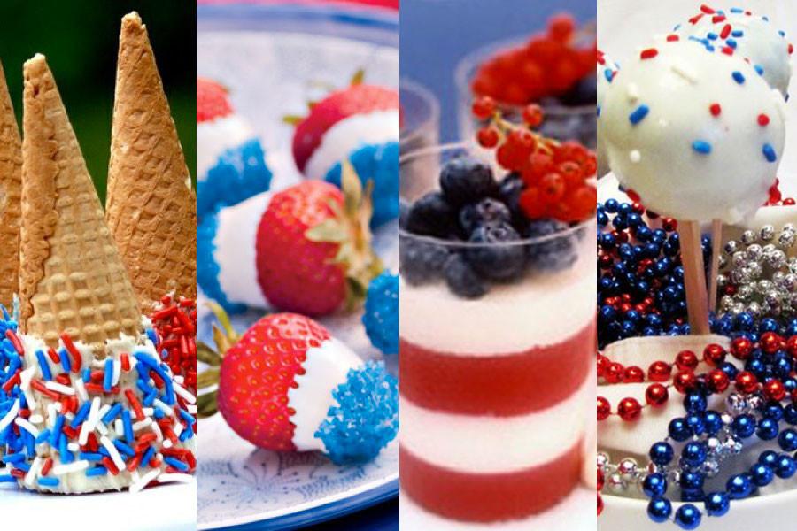 Memorial Day Dessert Recipe  How to Throw a Grand Memorial Day Party