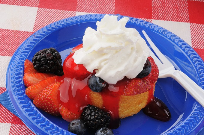 Memorial Day Dessert Recipe  Memorial Day Food Ideas and Cookout Recipes • BG Events