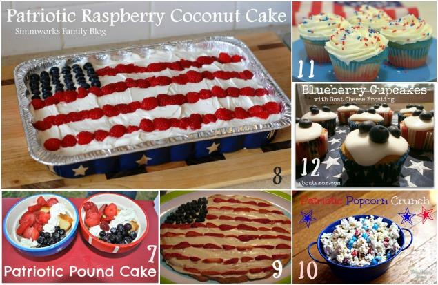 Memorial Day Dessert Recipe  Memorial Day Recipes Top Memorial Day Desserts