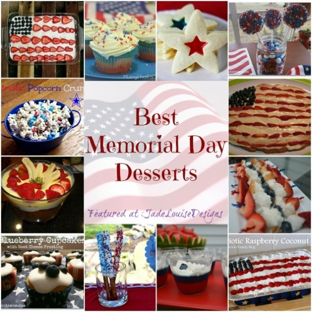 Memorial Day Desserts Ideas  1000 ideas about Memorial Day Desserts on Pinterest