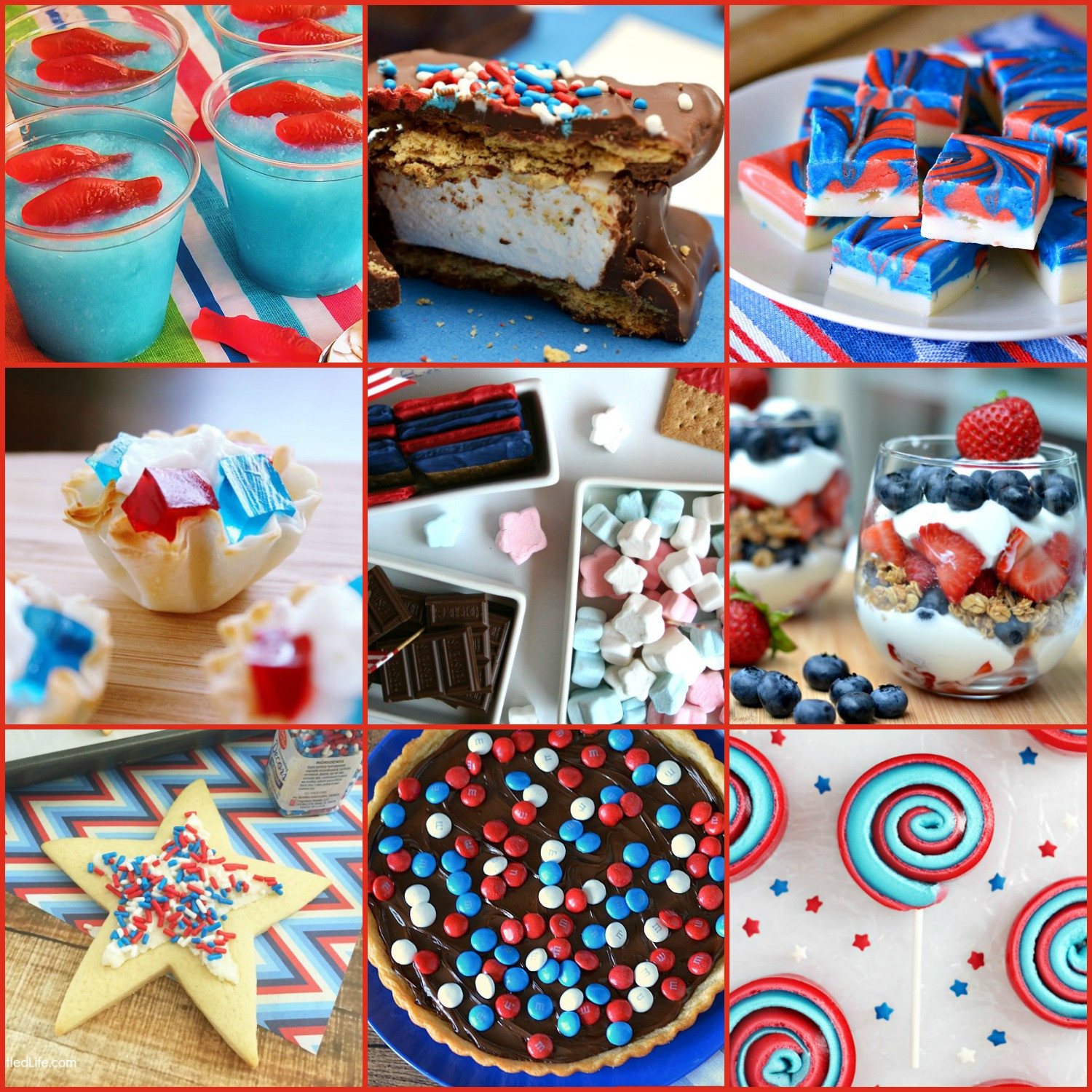 Memorial Day Desserts Ideas  Patriotic Desserts for Memorial Day 4th of July and Labor Day
