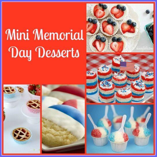 Memorial Day Desserts Ideas  Pinterest • The world's catalog of ideas
