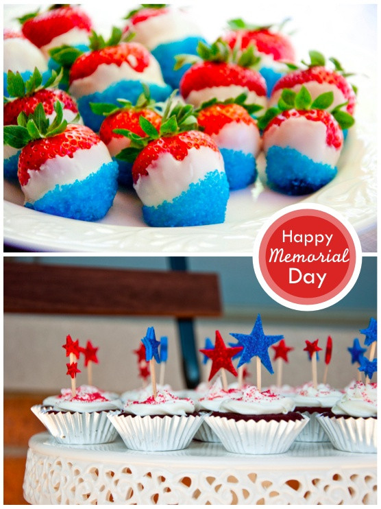 Memorial Day Desserts Recipes  Memorial Day Desserts Recipes