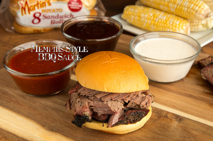 Memphis Style Bbq Sauce  Memphis Style BBQ Sauce Martins Famous Pastry Shoppe