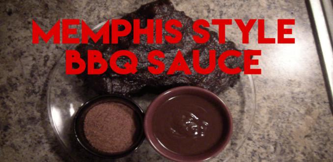 Memphis Style Bbq Sauce  The Best Memphis Style BBQ Sauce Recipe