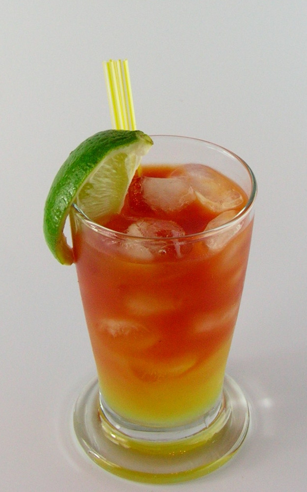 Mexican Alcoholic Drinks  Sangrita drink recipe with pictures