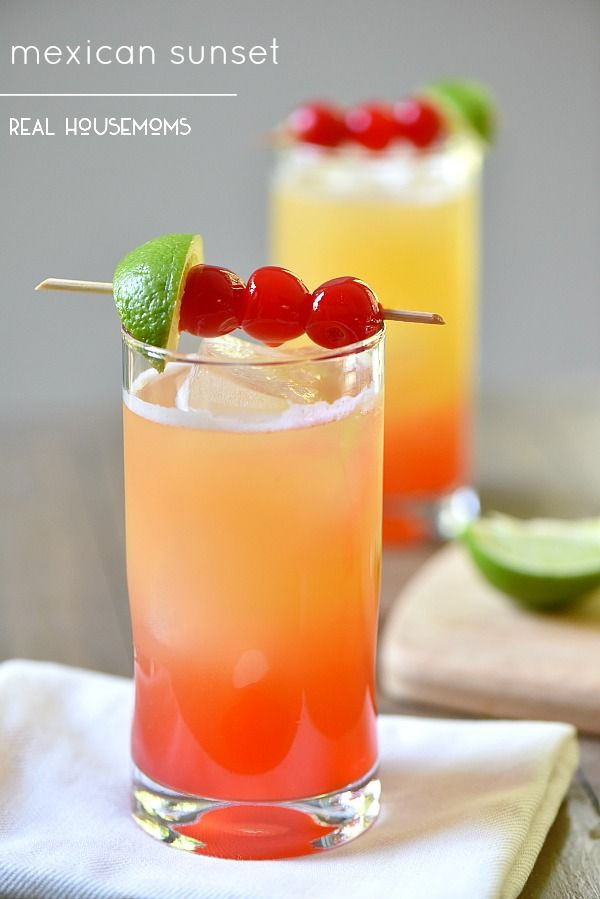 Mexican Alcoholic Drinks  Best 25 Mexican drinks ideas on Pinterest