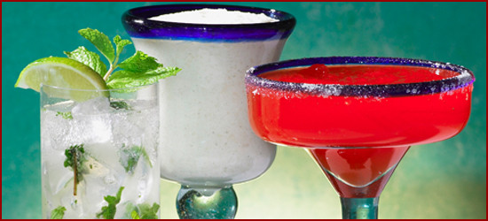 Mexican Alcoholic Drinks  Non Alcoholic drinks at La Estacion Mexican Restaurant