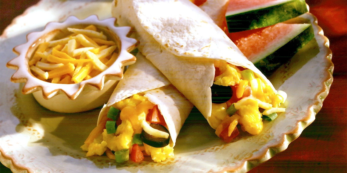 Mexican Breakfast Burritos  Classic Mexican Breakfast Burrito Recipe