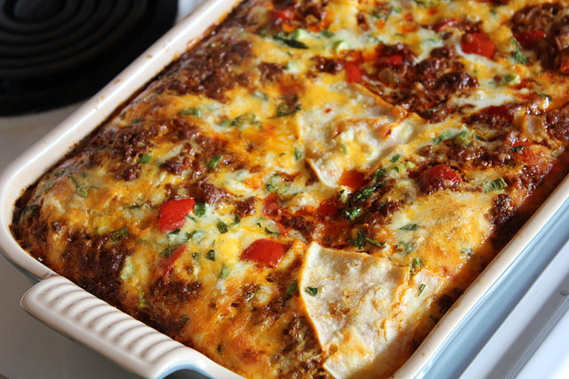 Mexican Breakfast Casserole Recipes  mexican breakfast casserole