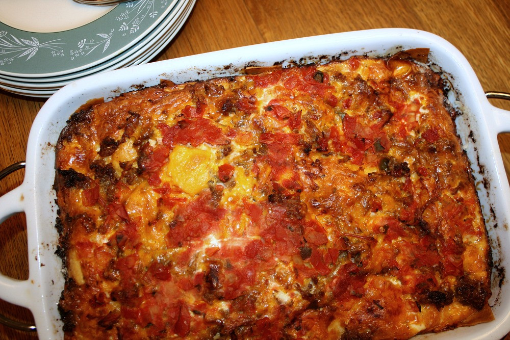 Mexican Breakfast Casserole Recipes  make ahead mexican breakfast casserole