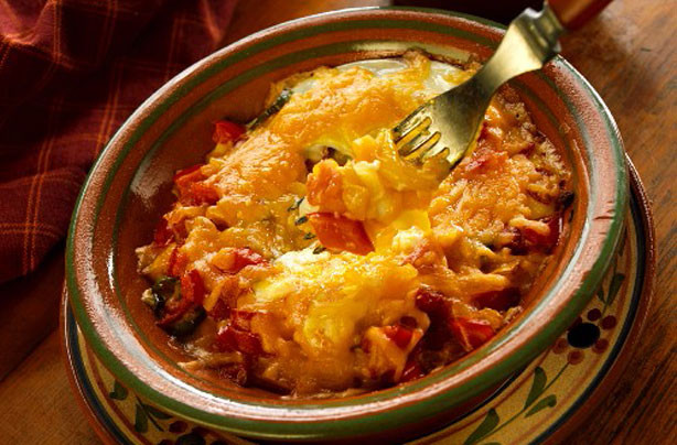 Mexican Breakfast Eggs  Mexican breakfast eggs Huevos Rancheros recipe goodtoknow