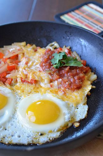 Mexican Breakfast Eggs  Top 97 ideas about Food I Love on Pinterest