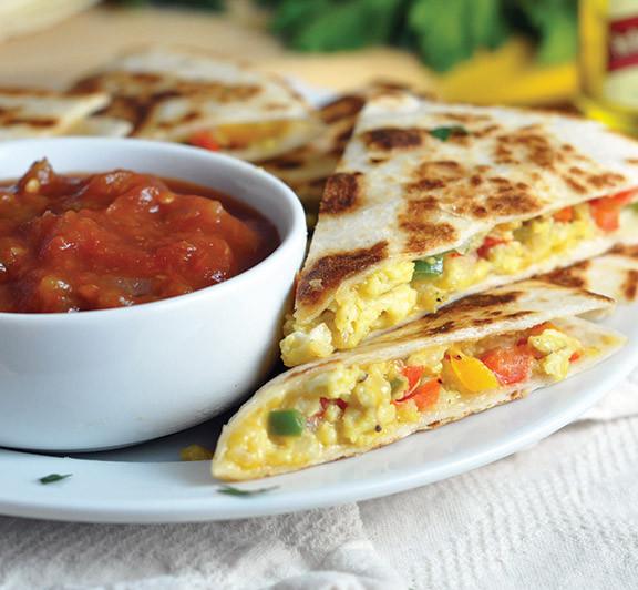 Mexican Breakfast Recipes  Mexican Breakfast Quesadillas – STARFineFoods