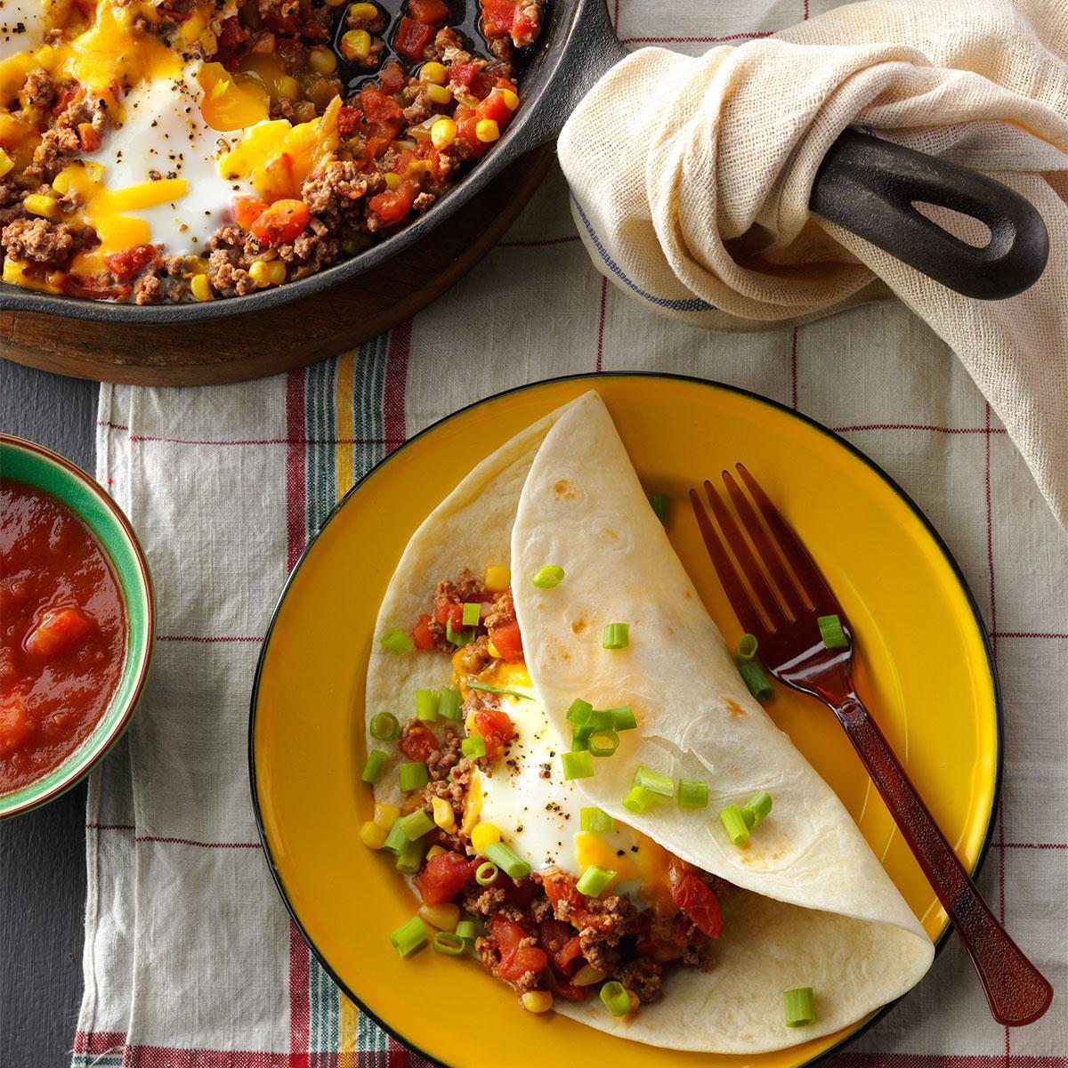 Mexican Breakfast Recipes  Mexican Brunch Recipes
