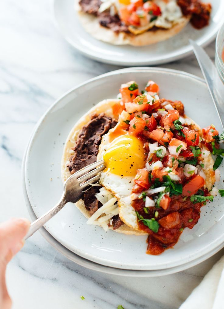 Mexican Breakfast Recipes  2706 best images about breakfast on Pinterest
