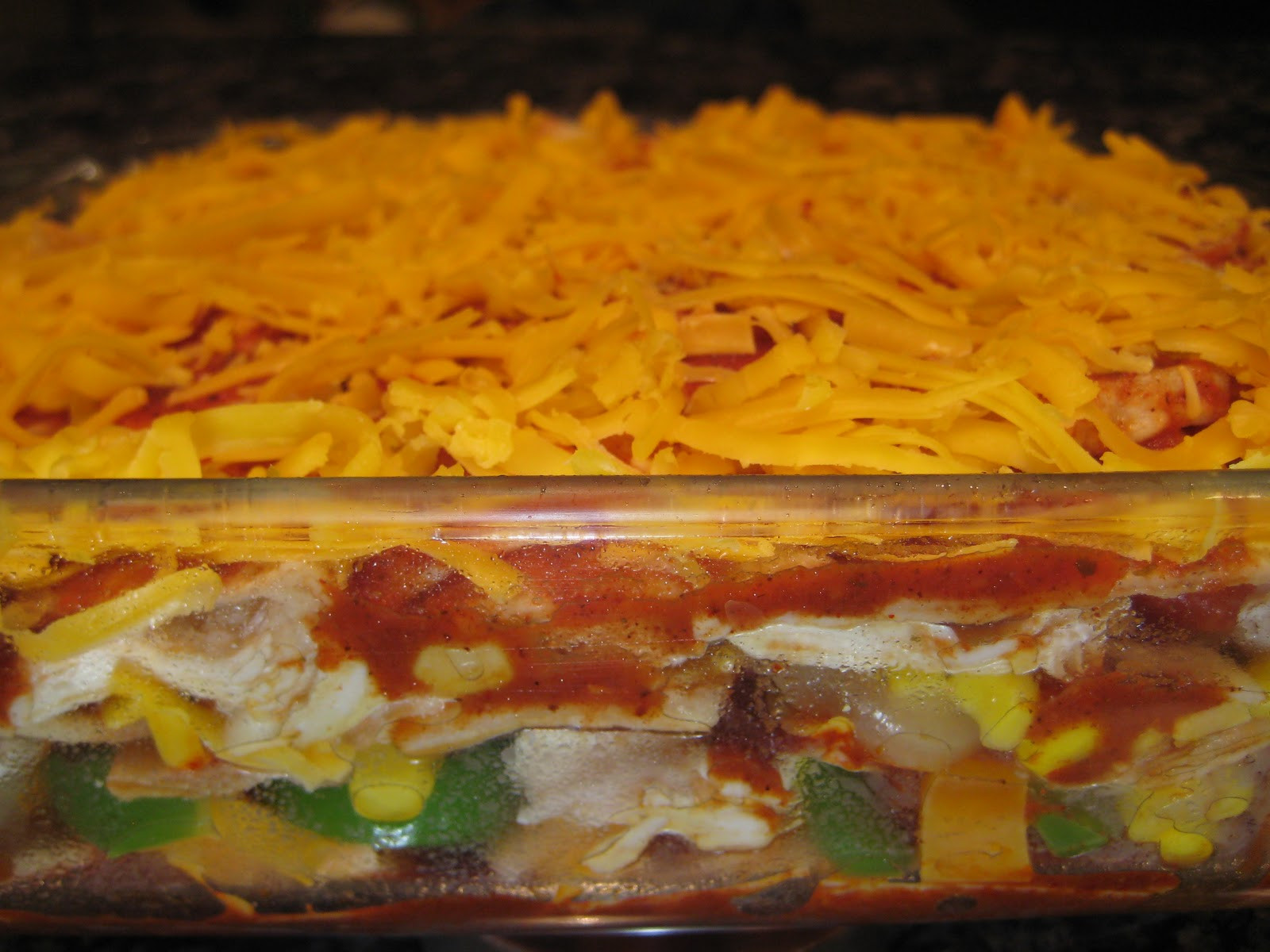 Mexican Casserole With Corn Tortillas  Dinner with the Welches Mexican Casserole