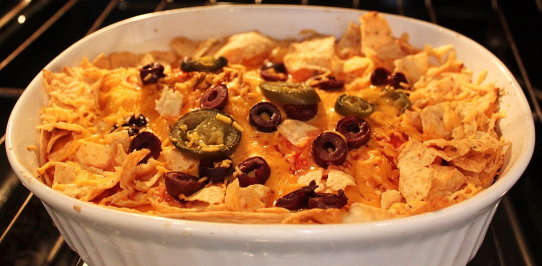 Mexican Casserole With Tortilla Chips  Mexican Casserole Recipes Tortilla Chips