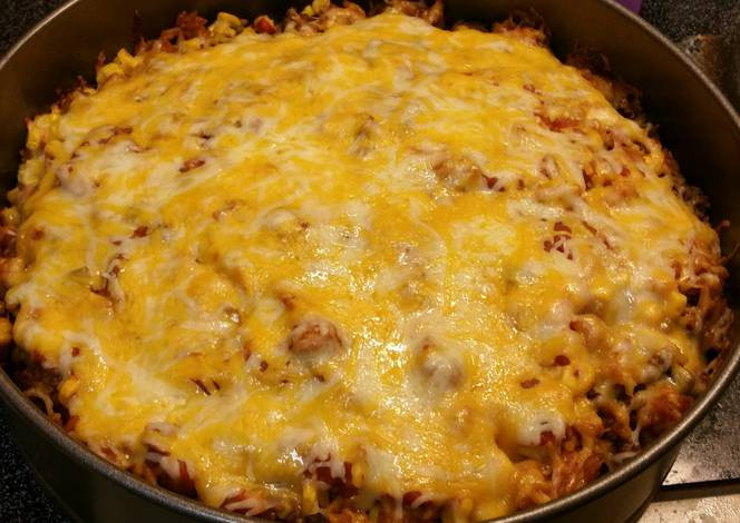 Mexican Casserole With Tortillas  Mexican Tortilla Casserole Recipe by ronnijofisher Cookpad